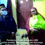 LBM Luncurkan Paket Sembako dan Dana untuk Muallaf Terdampak COVID-19